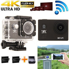 4K HD 1080P SJ8000 Plus 16MP WIFI Sports DV Action DVR Camera SONY COMS SJ4000
