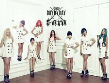 USED T-ara 6th Mini Album - DAY BY DAY (Korean Version) CD