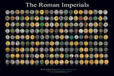 """33x23"""" Roman Imperials Poster 2016 EDITION"""