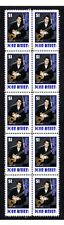 JOHN MAYER 'HEAVIER THINGS' STRIP OF 10 MINT STAMPS 1