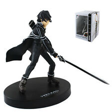 15CM Cool ! S.A.O. Sword Art Online Kirito 15cm PVC Figure Kid Toy Xmas Gift #G