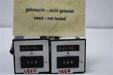Schleicher timer dzd32-sl 24vac 0.01-99.9 seconds