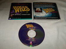 Space Quest 6 Roger Wilco The Spinal Frontier (PC, 1995) Near Mint Game