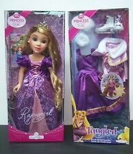 "Disney Princess & Me Tangled Rapunzel Jewel Edition 18"" Doll & Skating Outfit"