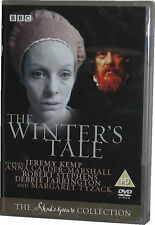 The Winter's Tale BBC Shakespeare DVD - New Sealed