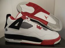 NIKE AIR JORDAN 4 RETRO (GS) MARS BLACKMON SZ 6Y-WOMENS SZ 7.5 RARE [308498-003]