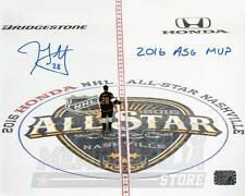 John Scott Signed Autographed 2016 NHL All-Star Game MVP Inscription 8x10