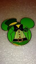 Disney Pins Mickey Mouse Icon - St. Patrick's Day