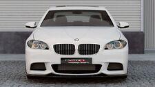 gloss Spoilerlippe für BMW 5er F10 F11 M Paket Performance Frontspoiler Schwert