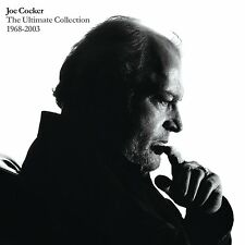 JOE COCKER THE ULTIMATE COLLECTION 1968-2003 2CD ALBUM SET (2003)