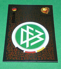N°296 ALLEMAGNE DEUTSCHLAND DFB BADGE PANINI FOOTBALL UEFA EURO 2004 PORTUGAL