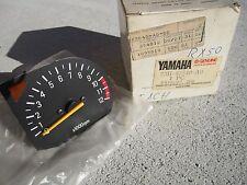 NOS 1983-84 YAMAHA RX50 RX 50 TACH TACHOMETER 23H-83540-A0-00, 4U5-83540-F0-00