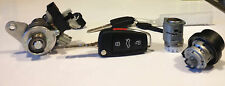 New Audi A4 A6 RS6 A2 TT VW Golf Jetta Ignition Switch Trunk Complete Lock Set