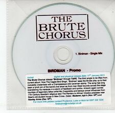(EG945) The Brute Chorus, Birdman - 2011 DJ CD