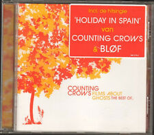 COUNTING CROWS Films About Ghosts NEW CD Holiday In Spain BLOF