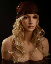 NEW Female Mannequin HEAD/BUST w Shoulders LifeLike-Mannequin cheap Mannekin