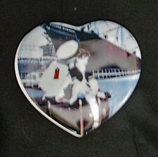 Kim Anderson Pretty As A Picture Our Love Keeps Us Afloat Heart Trinket Box