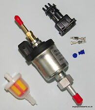 12v Fuel pump suitable for Eberspacher D1LC & D3LC + CC inc plug and filter