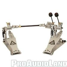 Axis Percussion Derek Roddy A21 Double Kick Bass Drum Pedal w/E-Kit NEW