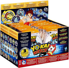 Yo-Kai Watch Series 4 Sealed Case 24 Packs 72 Total Medals US Version - IN STOCK