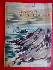 P d' Anjou - CHANSONS DU VENT DE MER -