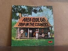 AREA CODE 615, TRIP IN THE COUNTRY - LP 24-4025 PSYCH FOLK