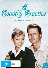A Country Practice: Series 9 : Part 2 (DVD, 2014, 10-Disc Set), Season, NEW R4
