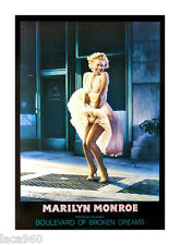 Marilyn MONROE Helnwein Boulevard of Broken Dreams Original Poster