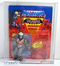 MOTU, Hurricane Hordak, Huracan, AFA 80, graded, Masters of the Universe, MOC