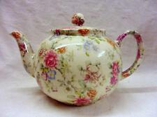 Imari design 6 cup teapot by Heron Cross Pottery