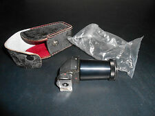 Minolta right angle eyepiece with case.