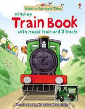 Usborne -  Wind-Up Train Book