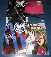 DREAM THIEF ESCAPE #1 2 3 4 1st print set iMAGE COMICS 2014 JAI NITZ complete NM