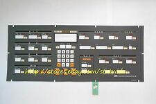 New Membrane Keypad for Nissei NC-8000F , NC-9000F , T710