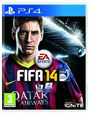 FIFA 14 PS4 Sony PlayStation 4 Totalmente Nuevo Y Sellado