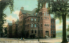 PORT RICHMOND STATEN ISLAND NY PUBLIC SCHOOL #20 1907 P/C