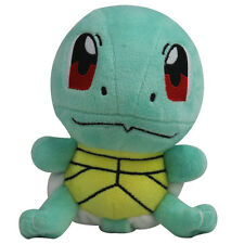 1pcs Pokemon Pocket Monster Squirtle Plush Kids Toys Soft Stuffed Doll For Gifts