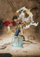 5.5'' Anime One Piece Battle Action Figure Toy Monkey D Luffy Figurine Statue