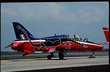Original colour slide Hawk T.1 spcl. XX172 of St. Athan Station Flight RAF
