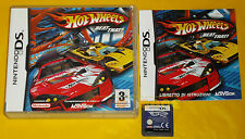 HOT WHEELS BEAT THAT Nintendo DS Versione Ufficiale Italiana ••••• COMPLETO