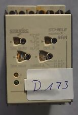 Schiele Zeitrelais / Current Monitoring Relais / SRN mecotron (D.173)