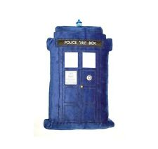 "Doctor Who: TARDIS Lights & Sound Effects Throw Pillow 20"" Licensed Collectible"
