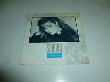 "SANDRA - Midnight Man - Rare 1987 German 2-track 7"" Juke Box Single"