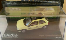 "DIE CAST "" OPEL CORSA B SWING 1993 - 2000 "" OPEL COLLECTION SCALA 1/43"
