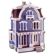 Greenleaf - The Willowcrest Dollhouse - Wood / Wooden Dollhouse Kit