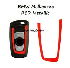 Red BMW Key Vinyl Decal Sticker F30 F35 F20 F10 F18 F07 1 3 5 M Sport Series KR