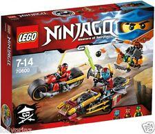 LEGO® NINJAGO: 70600 Ninja-Bike Jagd ! NEU & OVP !