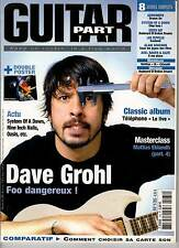 "GUITAR PART #135 ""Dave Grohl,Oasis,System of a Down,Super8"" (REVUE)"