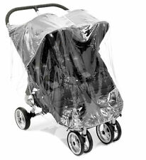 RAINCOVER TO FIT COSSATO SUPA DUPA TWIN SIS AND BRO PUSHCHAIR