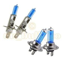 100W XENON H1 AND H7 LOW + HIGH BEAM BULBS FOR Peugeot 407 MODELS 2004-10